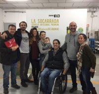 Visita a La Socarrada